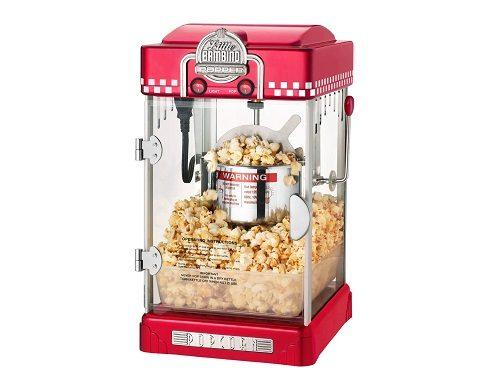Little Bambino Red Popcornmaskin