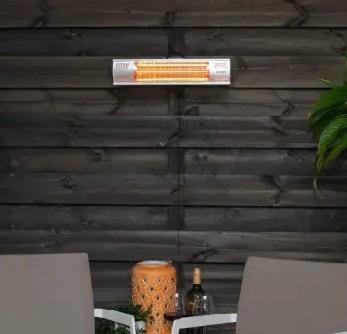 Sunred Infrarød Terrassevarmer Vigo 1500 W