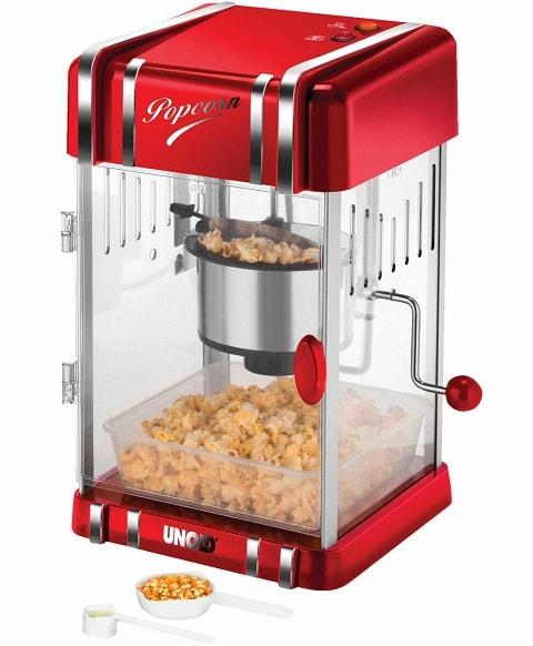 Unold 48535 Popcornmaskin (Best Til Prisen)
