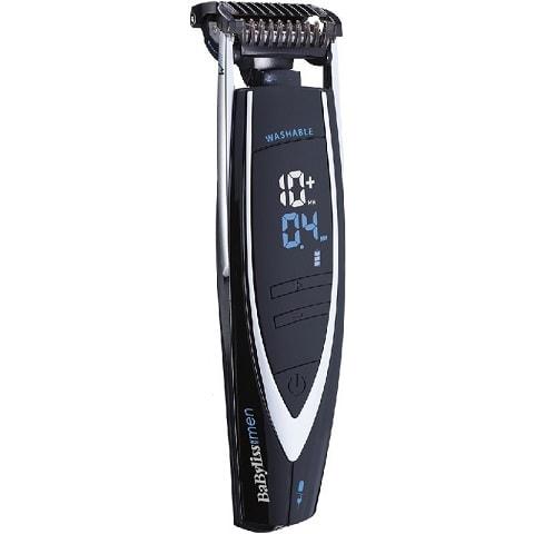 Babyliss For Men Beard Trimmer Digital Control (E876E)