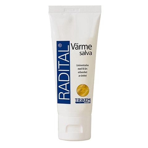 Radital Varmesalve