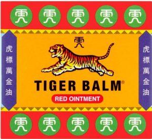Tigerbalsam Rød