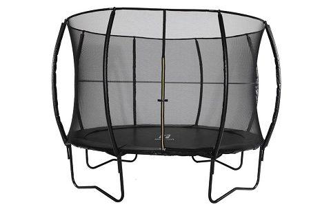 Trampoline 427 cm med nett